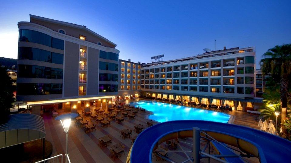Отель Pasa Beach Hotel 4*, Мармарис, Турция