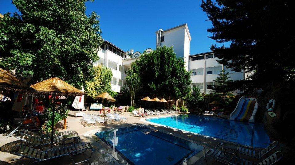 Отель Pasahan Apart Hotel 3*, Мармарис, Турция