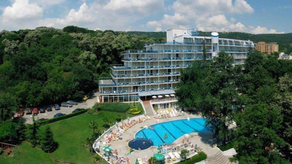 Отель Perla Park Hotel 3*, Золотые пески, Болгария