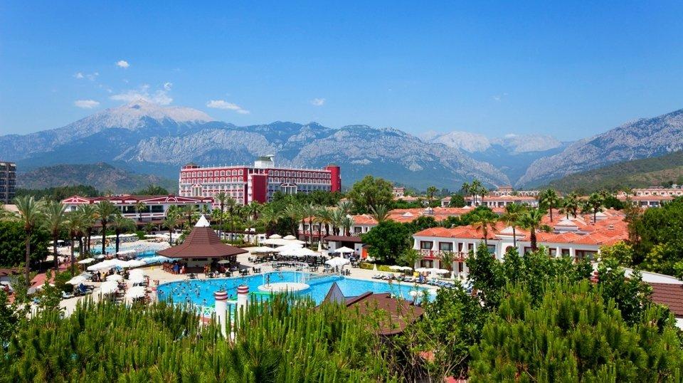 Отель PGS Kiris Resort 5*, Кемер, Турция