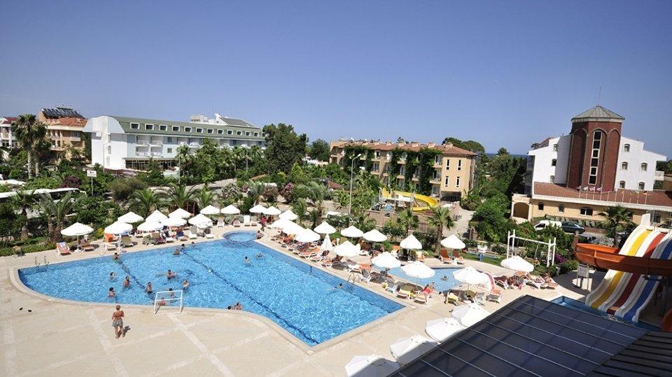 Отель Pine House Hotel 4*, Кемер, Турция