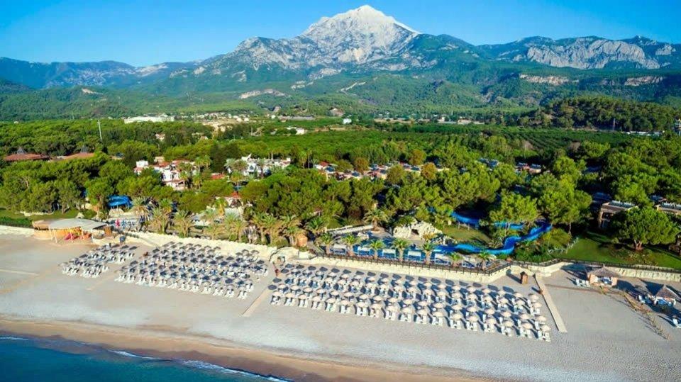 Отель Pirate`s Beach Club 5*, Кемер, Турция