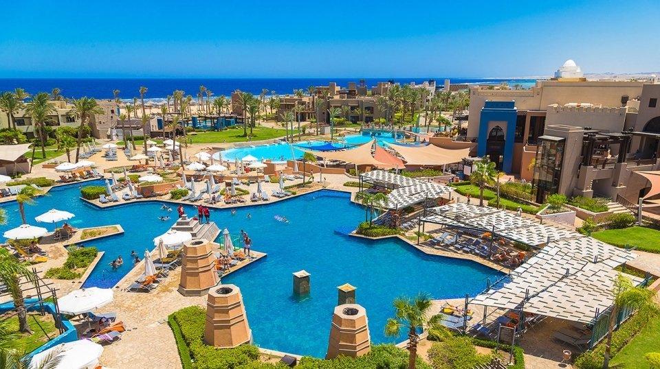Отель Port Ghalib Resort 5*, Марса Алам, Египет