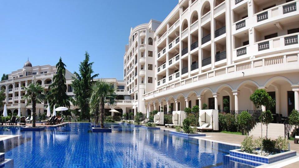 Отель Primorets Grand Hotel & Spa 5*, Бургас, Болгария