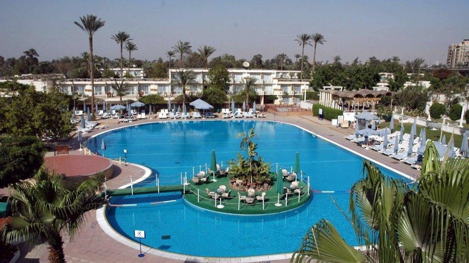 Отель Pyramids Park Resort 5*, Каир, Египет