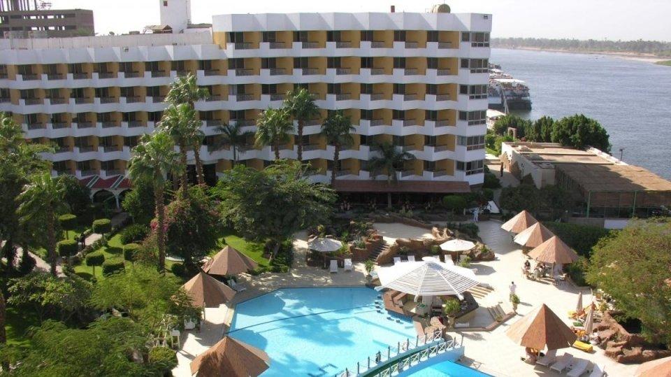 Отель Pyramisa Isis Hotel 5*, Луксор, Египет