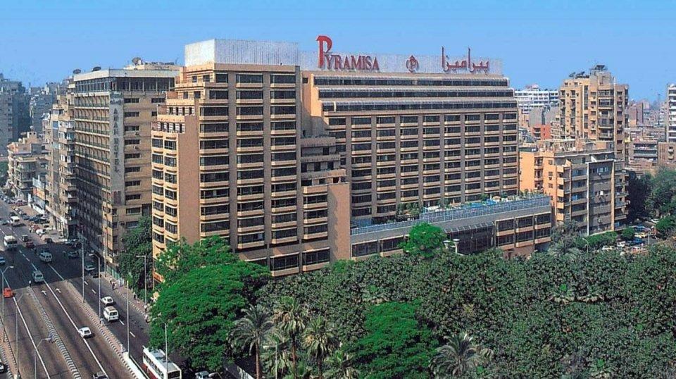 Отель Pyramisa Suites Hotel & Casino 5*, Каир, Египет