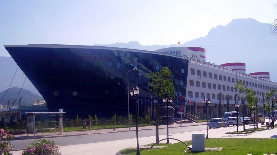 Отель Queen Elizabeth Hotel & Spa 5*, Кемер, Турция