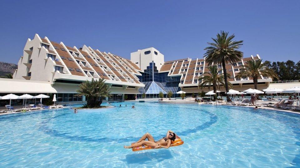 Отель Queen's Park Resort Goynuk 5*, Кемер, Турция