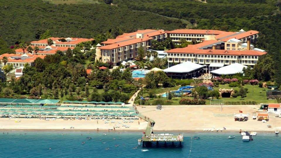 Отель Queen's Park Le Jardin 5*, Кемер, Турция