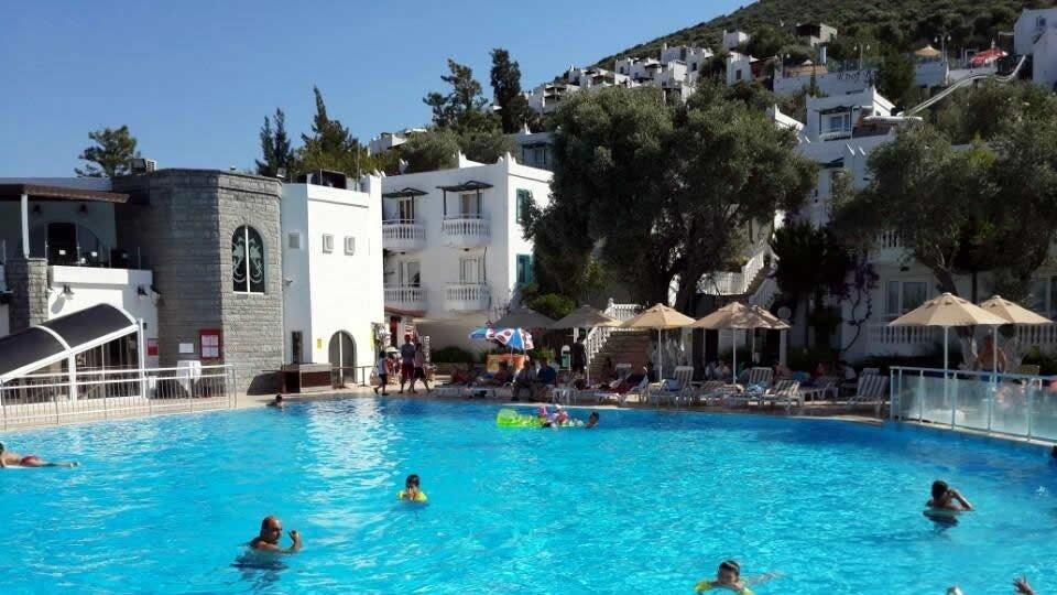Отель Reina Bodrum Resort 4*, Бодрум, Турция