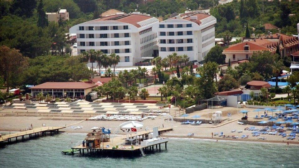 Отель Ring Beach Hotel 5*, Кемер, Турция
