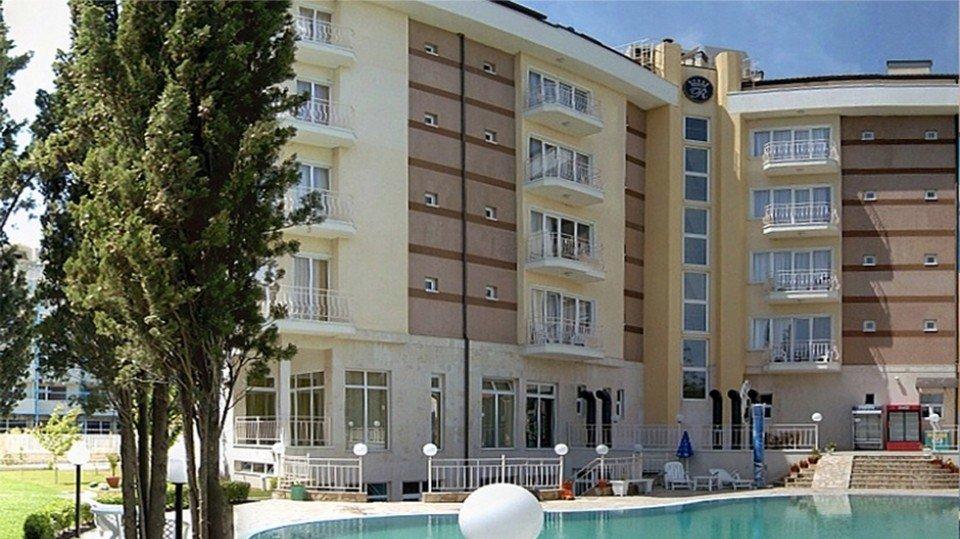 Отель Ritza Hotel 4*, курорт Святые Константин и Елена, Болгария