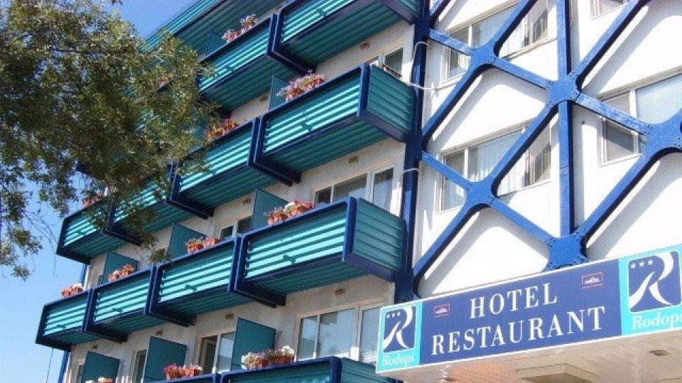 Отель Rodopi Hotel 3* , Пловдив, Болгария