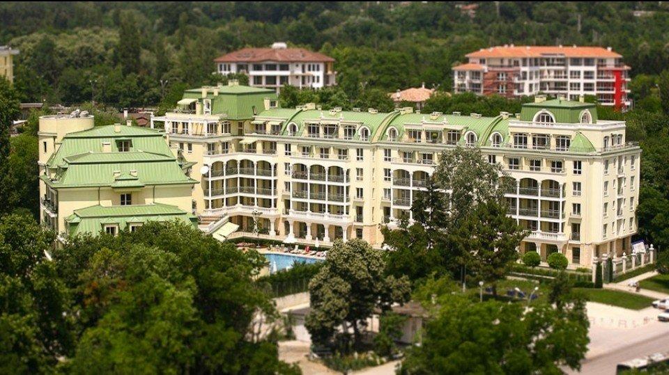 Отель Romance Splendid 4*, курорт Святые Константин и Елена, Болгария