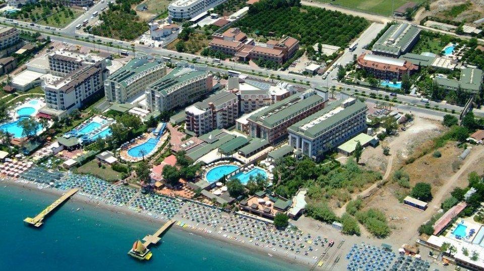 Отель PGS Rose Residence & Beach 5*, Кемер, Турция