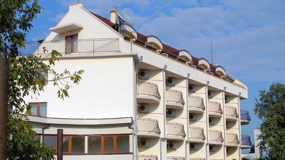 Отель Saint Nicola Hotel 3*, курорт Святые Константин и Елена, Болгария