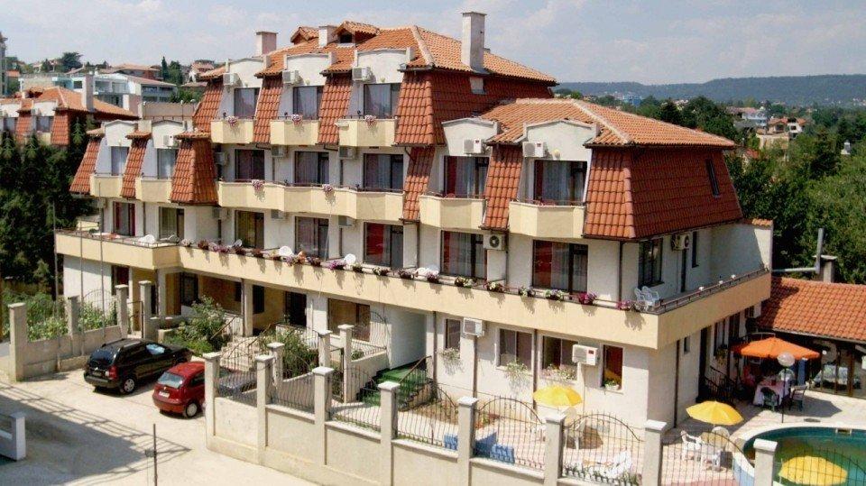 Отель Saint Peter Spa Hotel 3*, курорт Святые Константин и Елена, Болгария