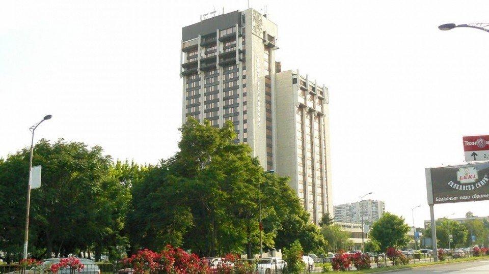Отель Sankt Peterburg Hotel 4*, Пловдив, Болгария