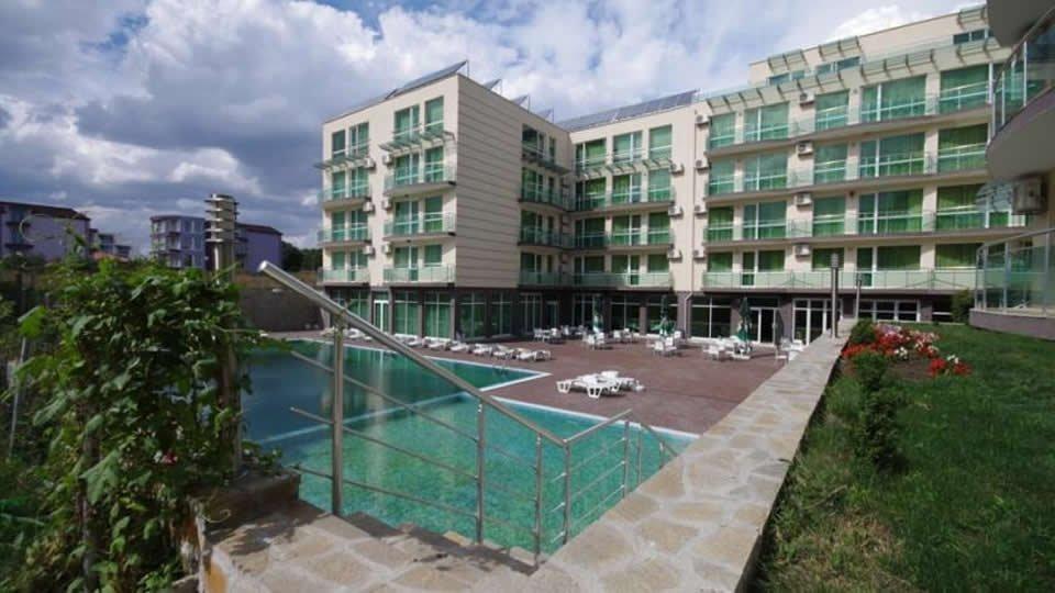 Отель Sarafovo Plaza Complex 3*, Бургас, Болгария