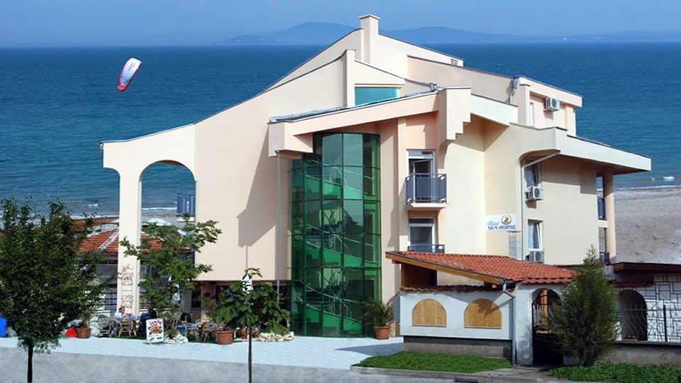 Отель Sea Horse Hotel 3*, Бургас, Болгария