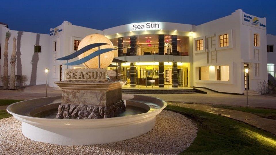 Sea Sun Hotel 4*, Дахаб, Египет