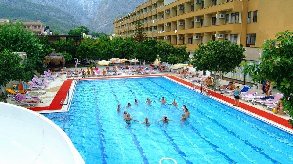 Отель Selcukhan Hotel 4*, Кемер, Турция