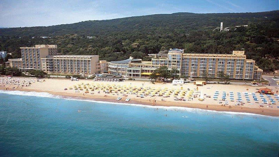 Отель Sentido Golden Star 4*, золотые пески, Болгария