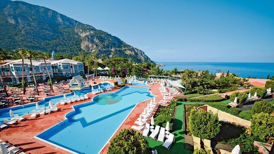 Отель Sentido Lykia Resort & Spa 5*, Фетхие, Турция