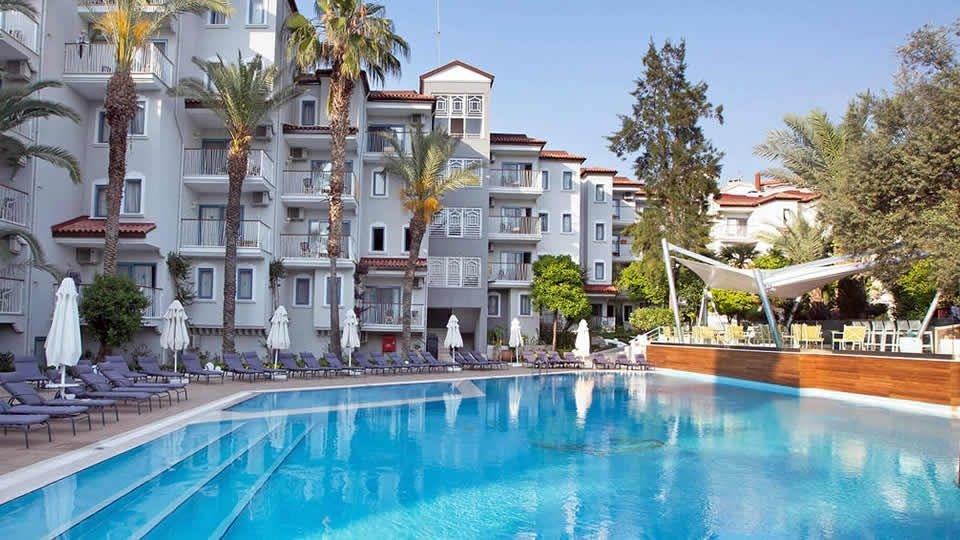 Отель Sentido Marina Suites 4*, Кушадасы, Турция