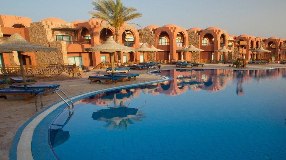 Отель Sentido Oriental Dream Resort 5*, Марса Алам, Египет