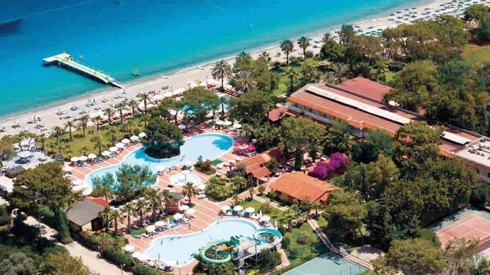 Отель Sentido Sultan Beldibi 4*, Кемер, Турция