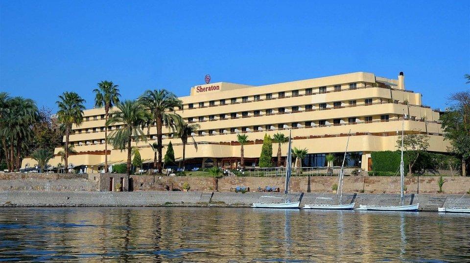 Отель Sheraton Luxor Resort 5*, Луксор, Египет