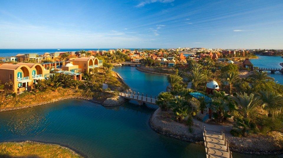 Отель Sheraton Miramar Resort El Gouna 5*, Эль Гуна, Египет