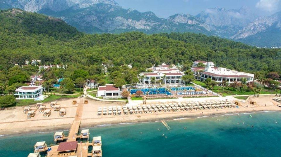 Отель Sherwood Club Kemer 5*, Кемер, Турция
