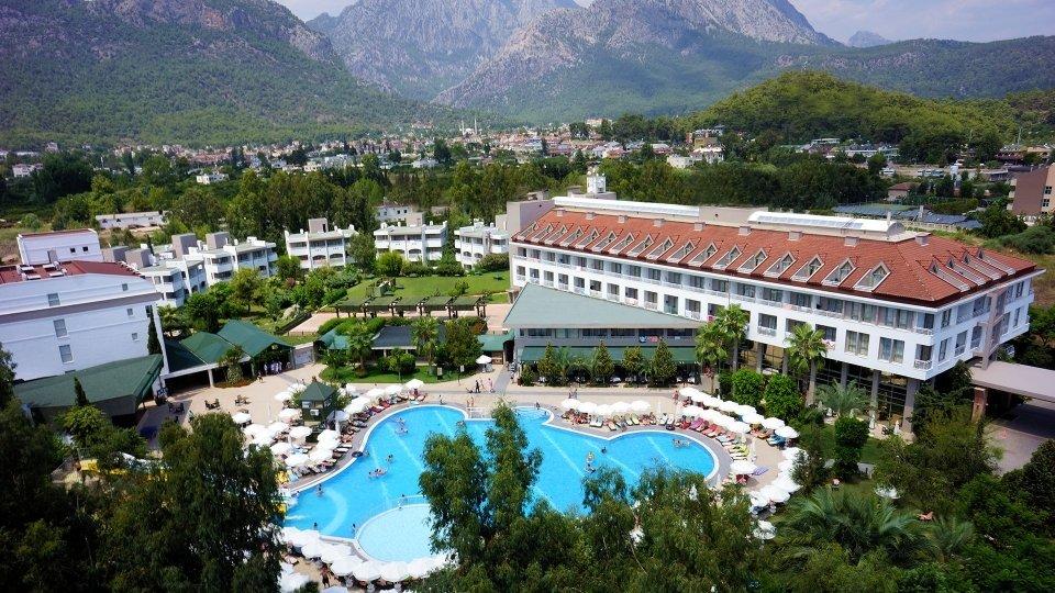 Отель Sherwood Greenwood Resort 4, Кемер, Турция
