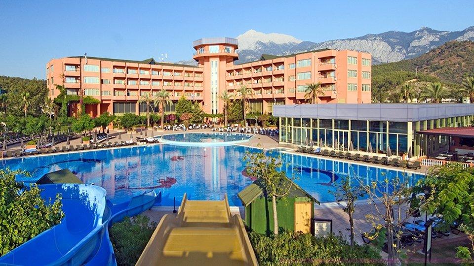 Отель Simena Hotel 5*, Кемер, Турция