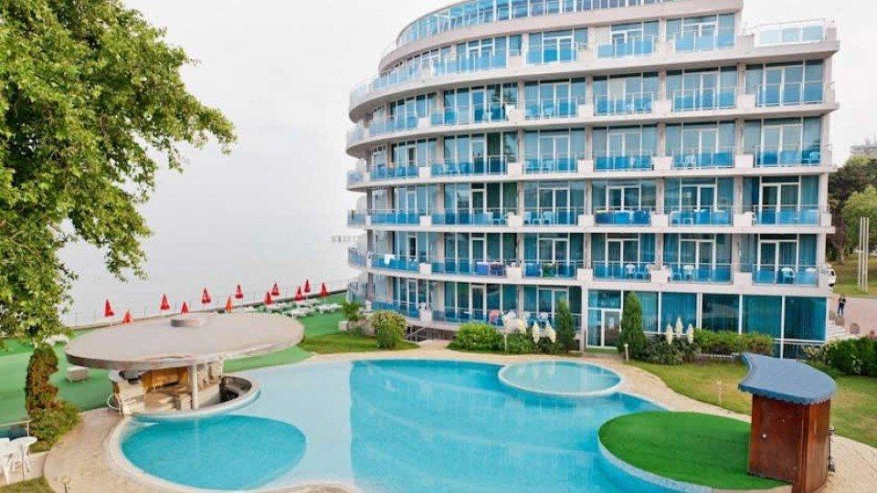 Отель Sirius Beach 4*, курорт Святые Константин и Елена, Болгария