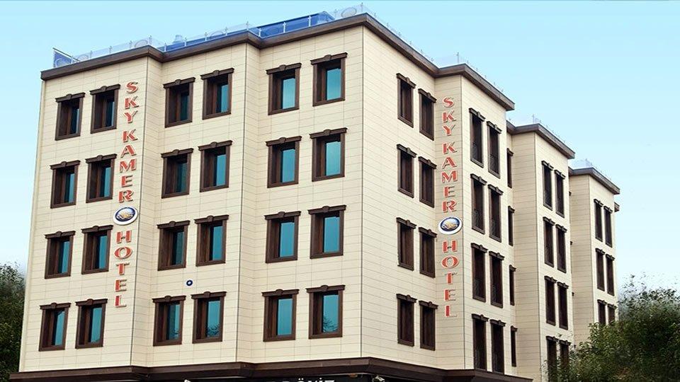Отель Sky Kamer Boutique Hotel 4*, Стамбул, Турция