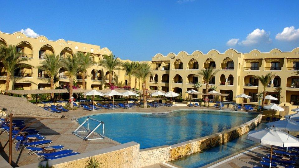 Отель Sol Y Mar Makadi Sun 4*, Макади Бей, Египет