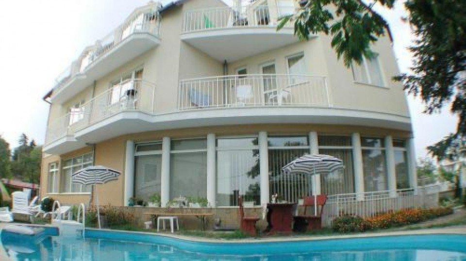 Отель Solaris ApartHotel 3*, курорт Святые Константин и Елена, Болгария