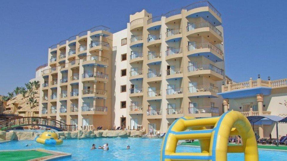 Отель Sphinx Aqua Park Beach Resort 5*, Хургада, Египет