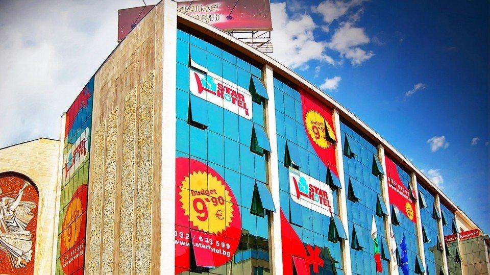 Отель Star Hotel 3*, Пловдив, Болгария