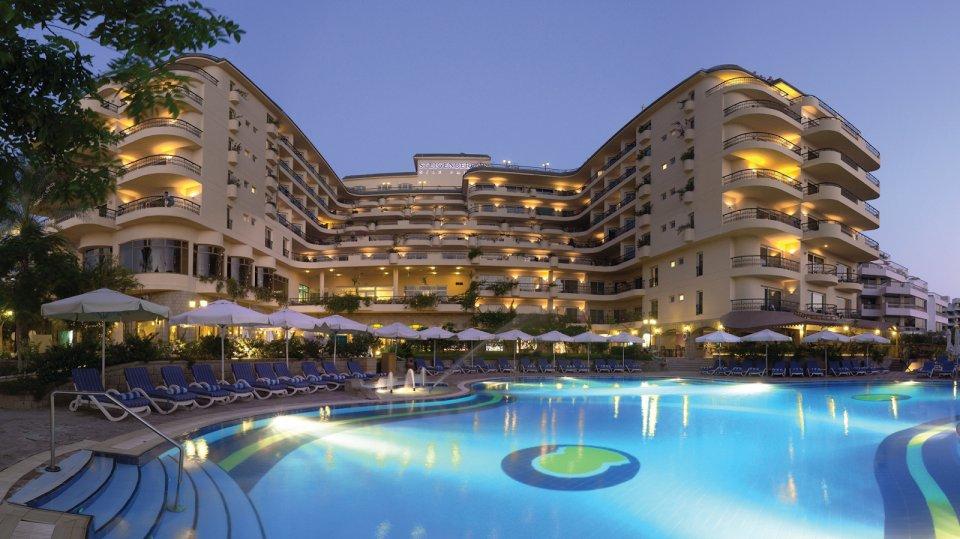 Отель Steigenberger Nile Palace 5*, Луксор, Египет
