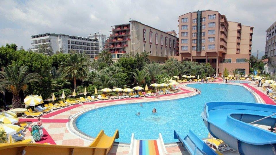 Отель Stella Beach Hotel 5*, Алания, Турция
