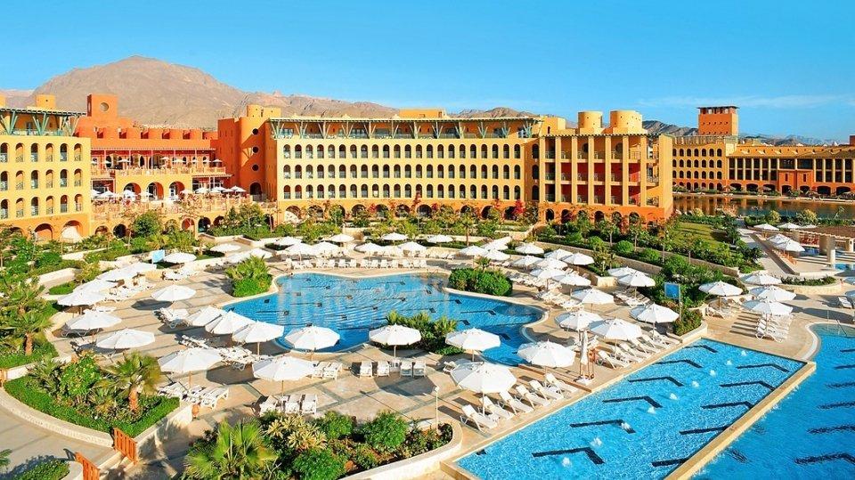 Отель Strand Resort Taba Heights 5*, Таба, Египет