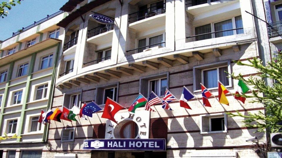 Отель Hali Hotel Sultanahmet 3*, Стамбул, Турция