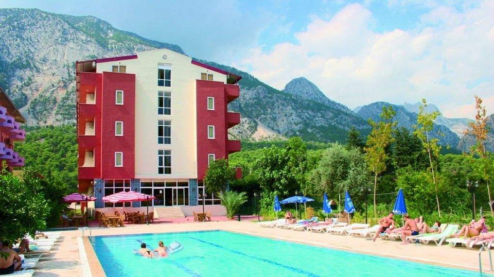Отель Sunmerry Hotel 4*, Кемер, Турция