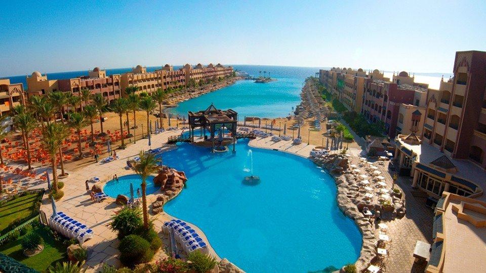 Отель Sunny Days El Palacio Resort & Spa 5*, Хургада, Египет