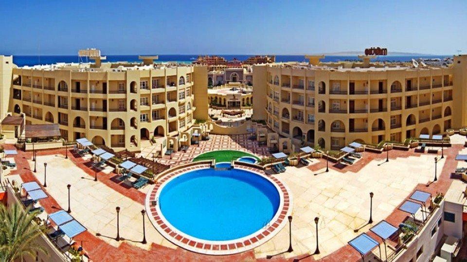 Отель Sunny Days Mirette Family Resort 3*, Хургада, Египет